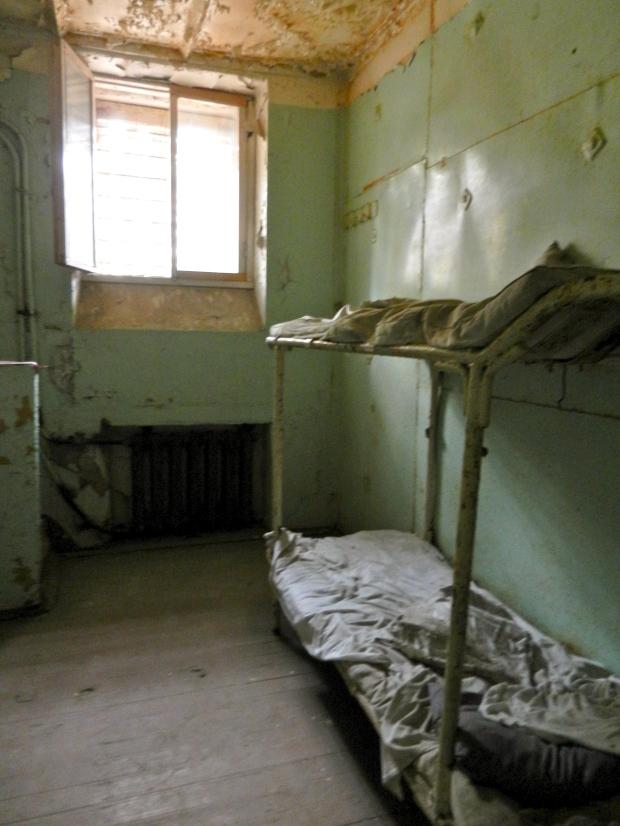 Poliittisilla vangeilla oli väljemmät oltavat